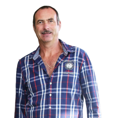 Stéphane Bouchet maraîcher Cruseilles