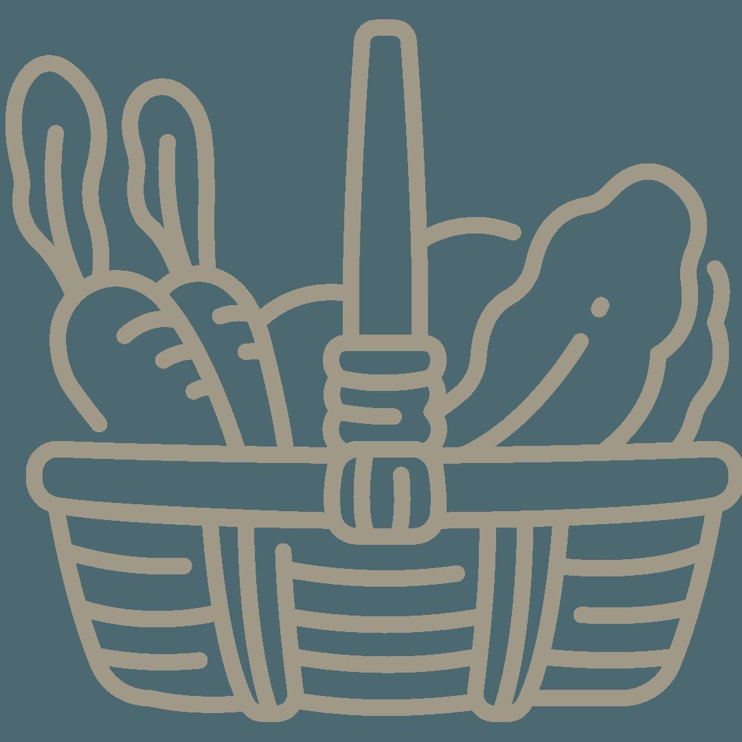 Vente directe des légumes aux consommateurs, Bouchet Freres maraichers producteur local Cruseilles Haute Savoie